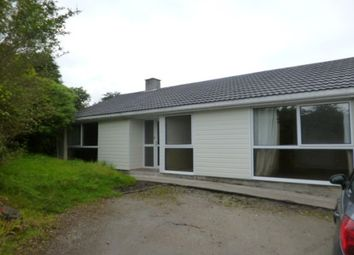 Thumbnail 3 bed bungalow to rent in Caudledown Lane, Stenalees, St. Austell
