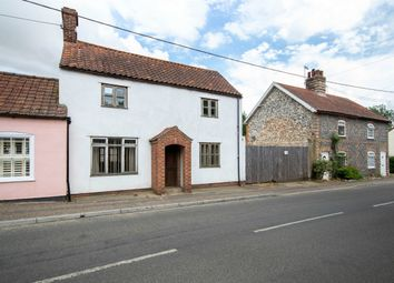 Thumbnail 3 bed semi-detached house for sale in Church Street, Litcham, King's Lynn