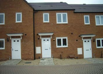 Thumbnail 2 bed town house to rent in Cae Melin Avenue, Oswestry, Shropshire
