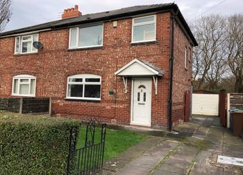 Thumbnail 3 bed semi-detached house for sale in Hart Road, Manchester