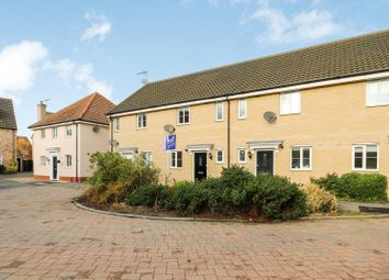 Thumbnail 2 bed terraced house to rent in Roberts Close, Kesgrave, Ipswich
