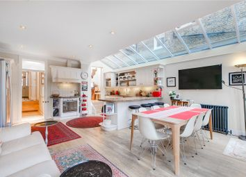 Thumbnail 4 bed terraced house to rent in Hestercombe Avenue, Fulham, London