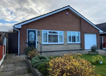 Thumbnail 2 bed detached bungalow for sale in Colchester Road, Southport, Merseyside.