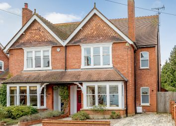 Thumbnail 5 bed semi-detached house for sale in Tennyson Road, Harpenden, ;..;;.