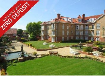 Thumbnail 2 bedroom flat to rent in Richmond Court Gardens, Colne Road, Cromer