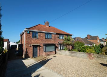 Thumbnail 3 bedroom semi-detached house for sale in Heartsease Lane, Norwich