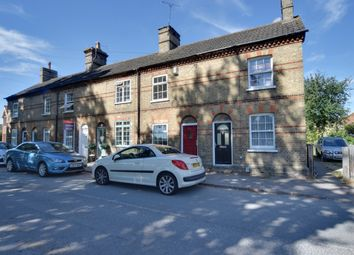 Thumbnail 2 bedroom terraced house to rent in The Green, Stotfold, Bedfordshire