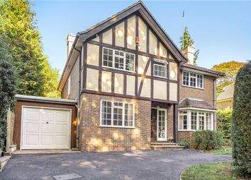 4 bed detached house for sale in Tekels Avenue, Camberley, Surrey GU15