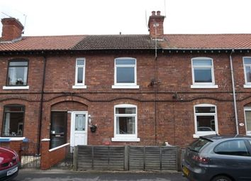 Thumbnail 2 bed terraced house to rent in John Street, Selby