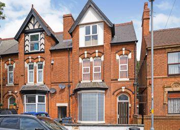Thumbnail 3 bed flat for sale in Haughton Road, Handsworth, Birmingham