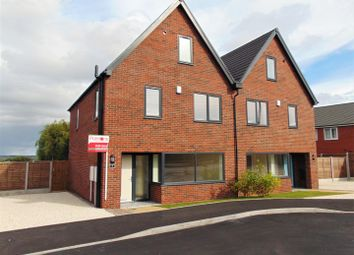 Thumbnail 4 bed semi-detached house for sale in James Munday Rise, Lichfield Road, Coleshill