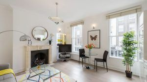Thumbnail 2 bed flat to rent in Yourk Street, London