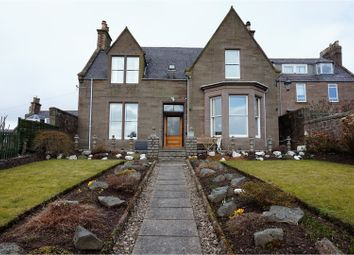 Thumbnail 4 bed detached house for sale in Park Road, Brechin