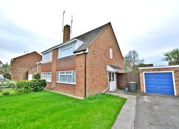 Thumbnail 3 bed semi-detached house to rent in Cherry Tree Avenue, London Colney, St.Albans
