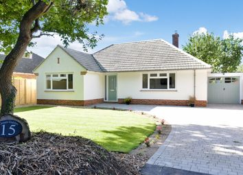 Thumbnail 3 bed detached bungalow for sale in Cull Lane, New Milton