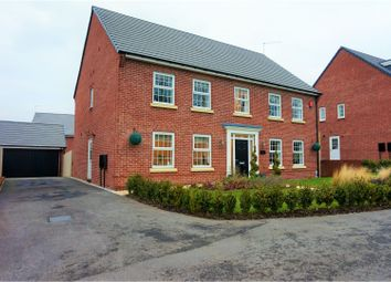Thumbnail 5 bed detached house for sale in Hazelwood, Beverley