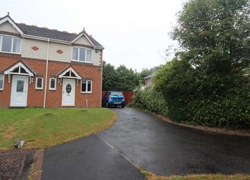 Thumbnail 2 bed semi-detached house for sale in Silverdale Road, Northburn Lea, Cramlington