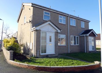 Thumbnail 3 bedroom semi-detached house for sale in Alderson Mews, Bannister Drive, Hull, East Riding Of Yorkshire
