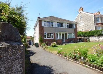 Thumbnail 2 bed flat for sale in Eastcombe Road, Weston-Super-Mare