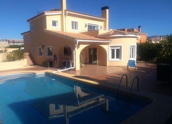 Thumbnail 3 bed villa for sale in Calle Arbocers, Gata De Gorgos, Alicante, Valencia, Spain
