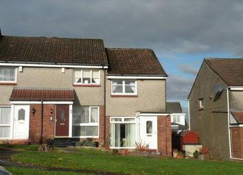 Thumbnail 2 bed end terrace house to rent in Mennock Court, Hamilton