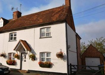 3 bed end terrace house for sale in High Street, Whaddon, Milton Keynes, Buckinghamshire MK17