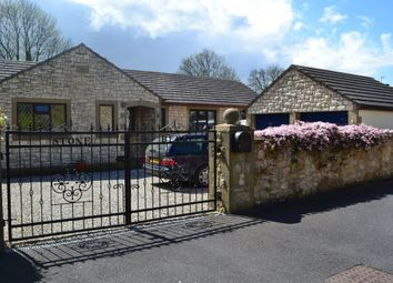 Thumbnail 4 bed detached bungalow for sale in Tom Wood Ash Lane, Upton, Pontefract