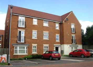 Thumbnail 2 bed flat for sale in Ebberton Close, Hemsworth, Pontefract, West Yorkshire