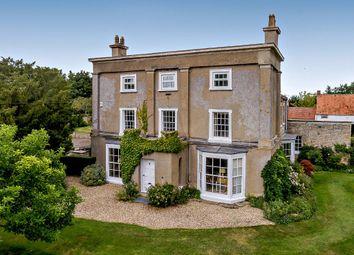 Thumbnail 6 bed detached house for sale in Dorrington Priory, Main Street, Dorrington, Lincoln