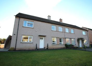 Thumbnail 3 bed flat for sale in Montrose Crescent, Hamilton