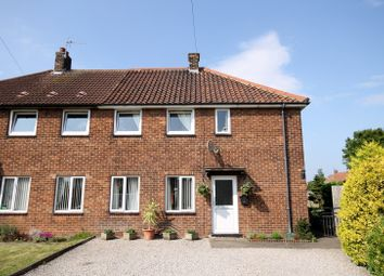 Thumbnail 3 bed semi-detached house for sale in Central Drive, Northallerton