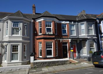 Thumbnail 4 bed terraced house to rent in Hillside Avenue, Plymouth, Devon