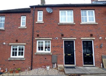 Thumbnail 2 bed town house for sale in Forest School Street, Rolleston-On-Dove, Burton-On-Trent