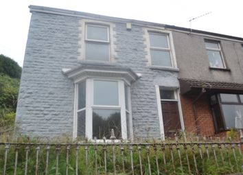 Thumbnail 4 bed end terrace house to rent in Dyfatty Street, Swansea