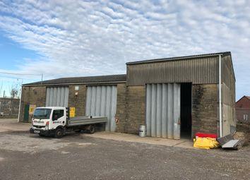 Thumbnail Industrial for sale in Bradfords Bodyworks Station Road, Crewkerne