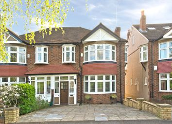 Thumbnail 3 bed semi-detached house for sale in Parkway, London