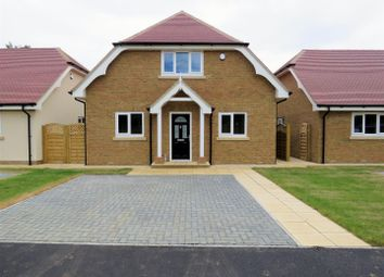 Thumbnail 3 bed detached house for sale in Dynasty Drive, Bletchley, Milton Keynes