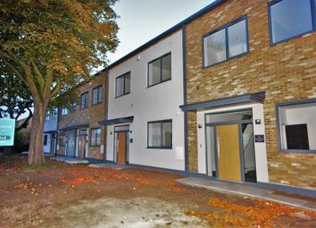 Thumbnail 4 bed terraced house for sale in (Plot 2) Garrison Lofts, New Garrison Road, Shoeburyness (2067Sqft)