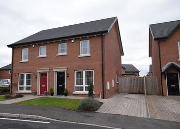 3 bed semi-detached house for sale in 68 Magheralave Meadows, Lisburn BT28