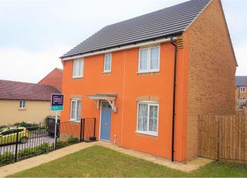 Thumbnail 4 bedroom detached house to rent in Crocker Way, Wincanton