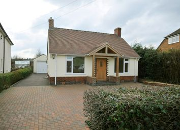 Thumbnail 2 bed detached bungalow to rent in Nethermoor Road, Wingerworth, Chesterfield