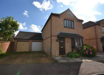 Thumbnail 3 bed detached house for sale in Liberty Drive, Duston, Northampton