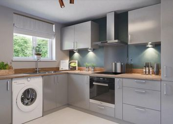 "Thumbnail 3 bed terraced house for sale in ""Borthwick"" at Fishwives' Causeway, Edinburgh"