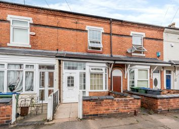 Thumbnail 3 bed terraced house for sale in Drayton Road, Smethwick