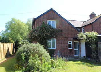 Thumbnail 3 bed cottage to rent in Tufton Warren, Whitchurcn, Hampshire