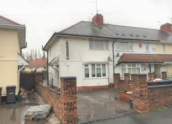 Thumbnail 2 bed terraced house for sale in Minehead Road, Fordhouses, Wolverhampton