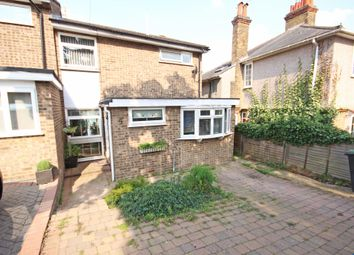 Thumbnail 3 bed end terrace house to rent in Gladstone Road, Buckhurst Hill