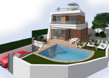 Thumbnail 3 bed villa for sale in Villamartin- Las Filipinas, Orihuela Costa, Alicante, Valencia, Spain
