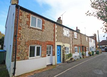 Thumbnail 1 bed cottage for sale in Church Lane, Upper Beeding, Steyning