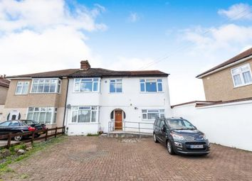 Thumbnail 5 bed semi-detached house for sale in Darwin Road, Welling, Near Bexleyheath, Kent
